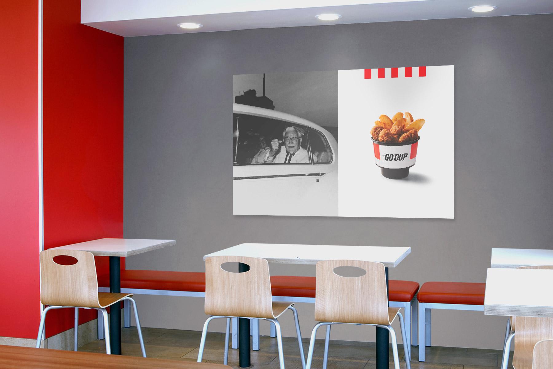 肯德基(KFC)新LOGO