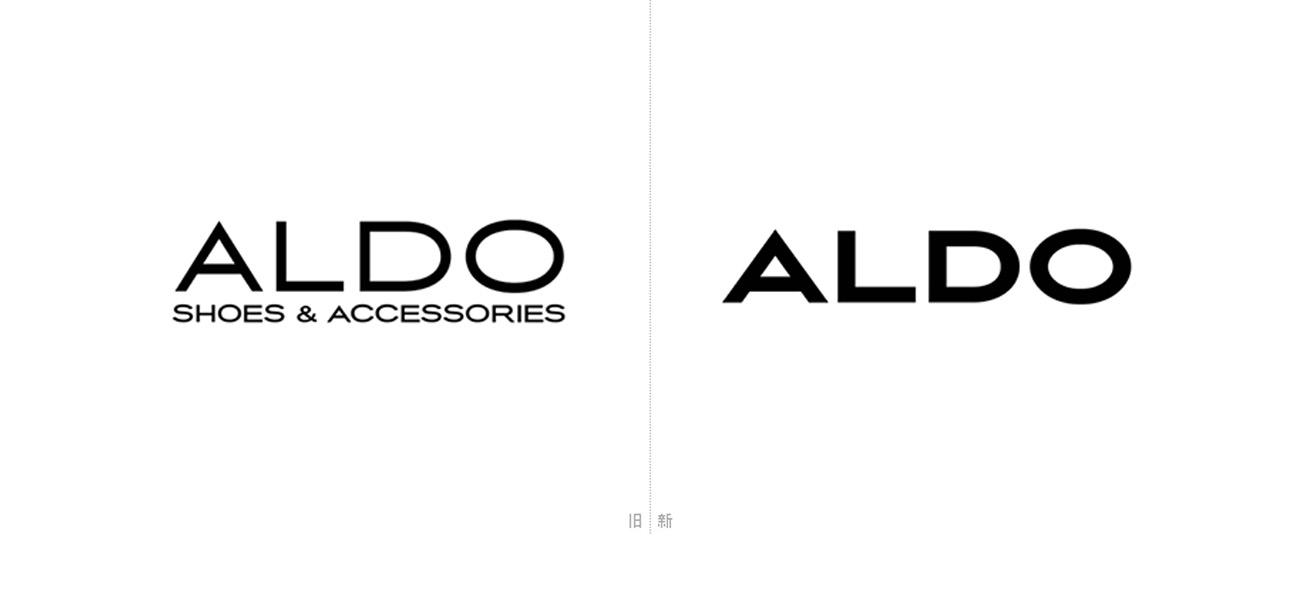 Aldo女鞋新LOGO