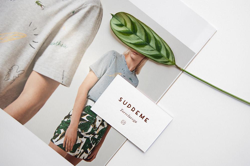 时尚服装精品店VI设计