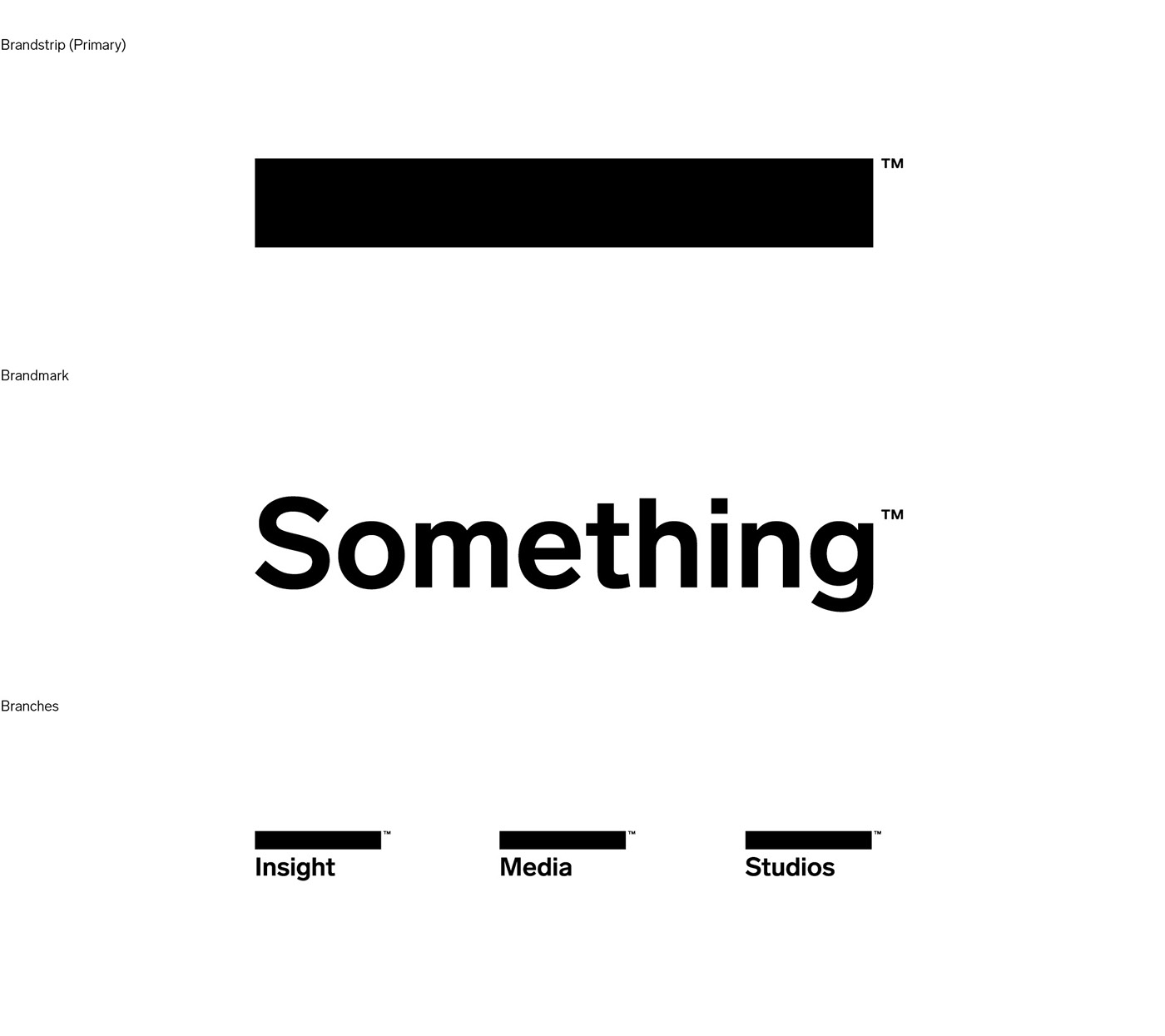 Something品牌VI设计