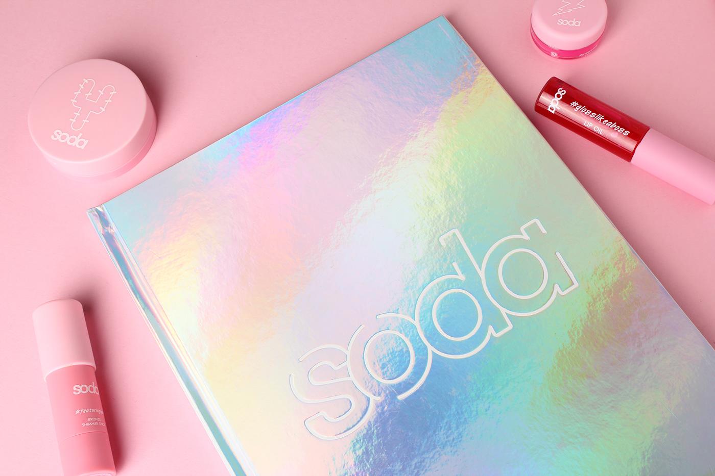 soda化妆品